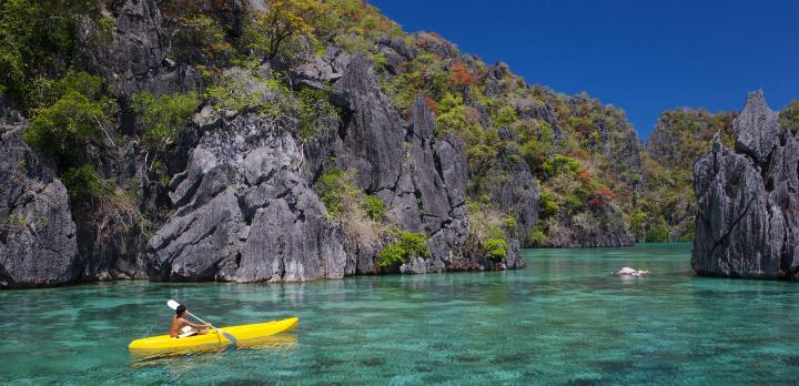 """Voyage sur-mesure, Une journée """"type"""" à Palawan aux Philippines"""