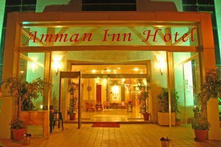 Voyage sur-mesure, Hôtel Amman Inn