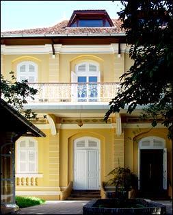 Voyage sur-mesure, Hôtel La Villa
