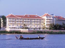 Voyage sur-mesure, Hôtel Victoria chaudoc