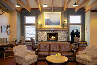 Voyage sur-mesure, Denali Bluffs Hotel