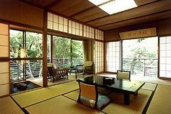 Voyage sur-mesure, Ryokan Tenseien