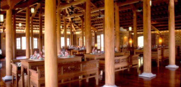 Voyage sur-mesure, Hôtel Pilgrimage