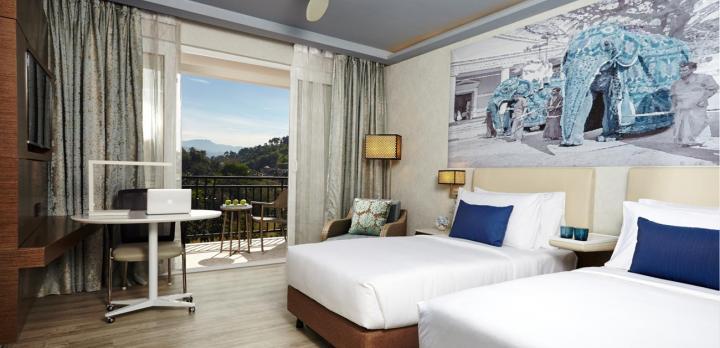 Voyage sur-mesure, Ozo Kandy Hotel