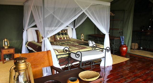 Voyage sur-mesure, Ngorongoro Forest Tented Lodge