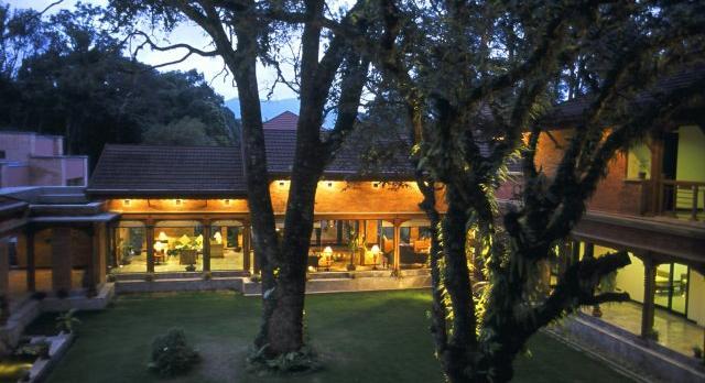 Voyage sur-mesure, Gokarna Forest Resort