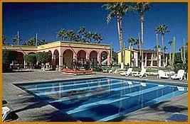 Voyage sur-mesure, Desert Inn Loreto