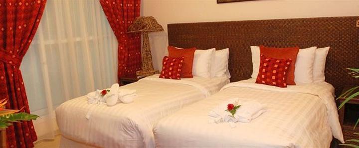 Voyage sur-mesure, Al Nahda Resort