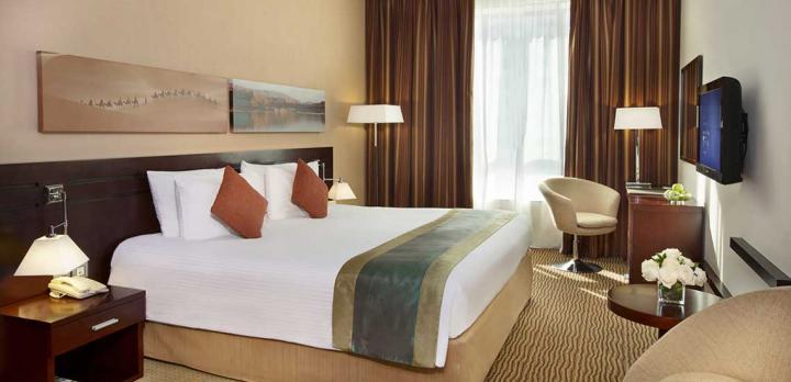 Voyage sur-mesure, City Seasons Hotel Muscat