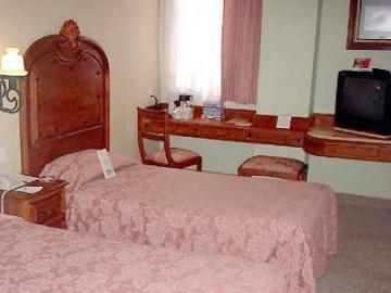Voyage sur-mesure, Holiday Inn Zocalo