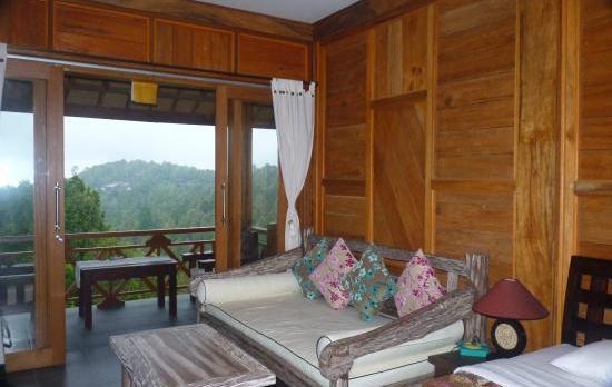 Voyage sur-mesure, Villa Dua Bintang