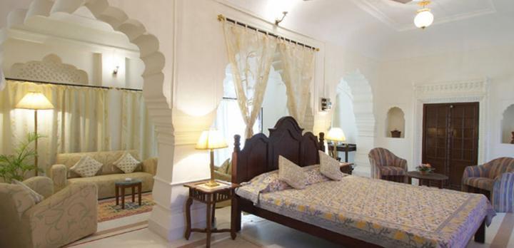 Voyage sur-mesure, Nimaj Palace