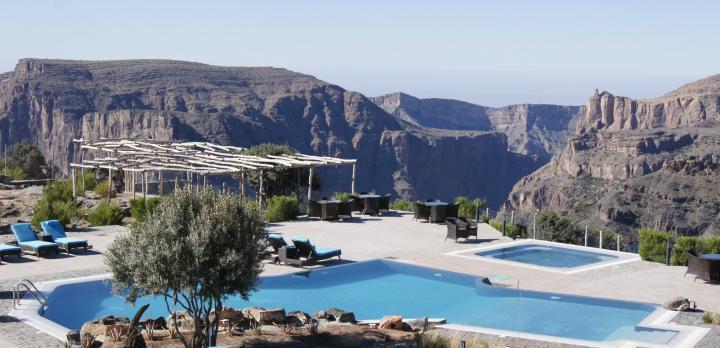 Voyage sur-mesure,  Sahab hotel
