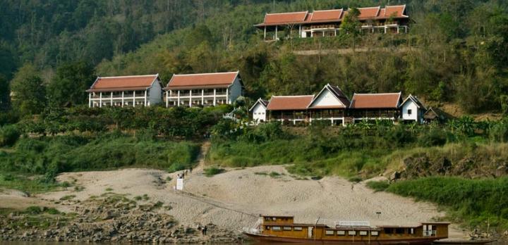Voyage sur-mesure, Pakbeng lodge