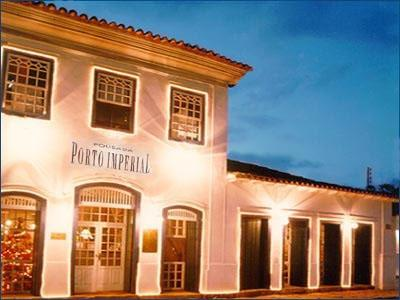 Voyage sur-mesure, Pousada Porto Imperial