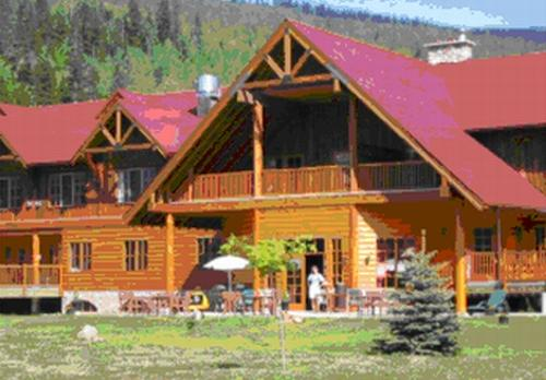 Voyage sur-mesure, Glacier House Resort