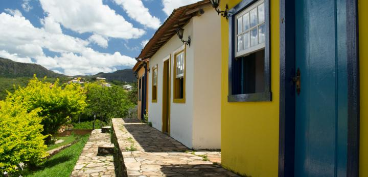 Voyage sur-mesure, Pousada Vila Bizuca