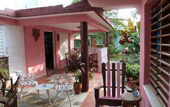Voyage sur-mesure, Casa Villa Haydee Guzman Chiroles - std