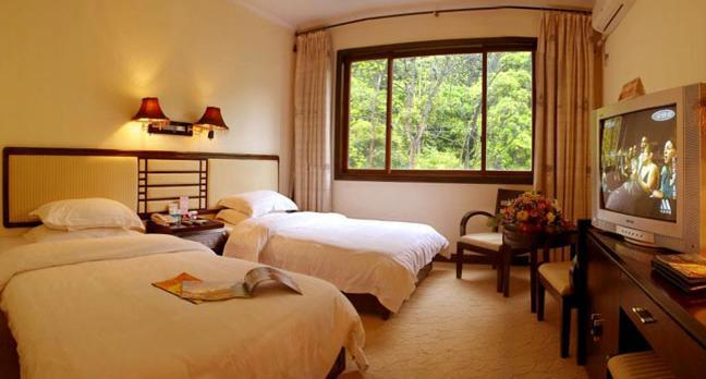 Voyage sur-mesure, Tangrenjie Hotel