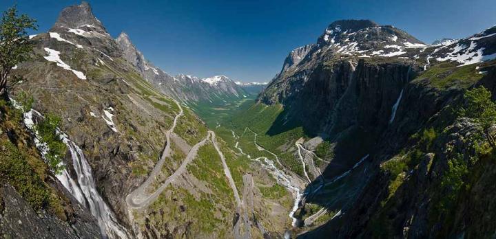 Voyage sur-mesure, Le grand tour de la Norvège, de la région des fjords jusqu'aux Îles Lofoten