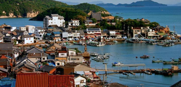 Voyage sur-mesure, Tomonoura, village de pêcheur au bord de la mer de Seto