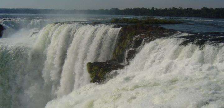 Voyage sur-mesure, Voyage d'Ushuaïa aux chutes d'Iguazu
