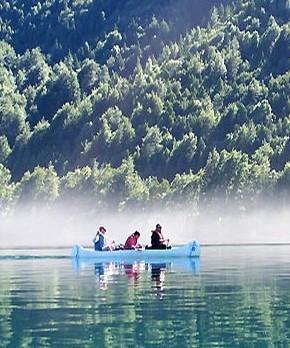 Voyage sur-mesure, Multiaventure dans le parc National Lanin
