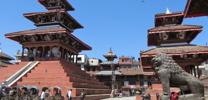 Voyage sur-mesure, Les incontournables : vallée des temples, Pokhara et Chitwan