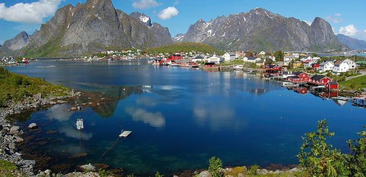 Voyage sur-mesure, Séjour aux îles Lofoten