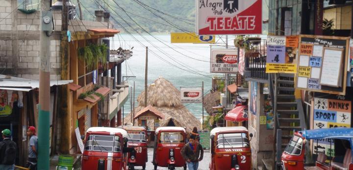 Voyage sur-mesure, Des hautes terres du Guatemala au Rio Dulce en famille