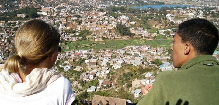 Voyage sur-mesure, Ville d'Antananarivo