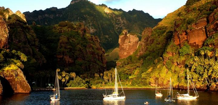 Voyage sur-mesure, Croisière Aranui: la Polynésie authentique