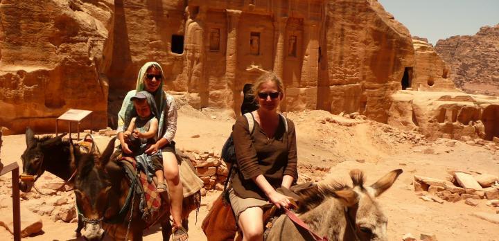 Voyage sur-mesure, La Jordanie en Famille