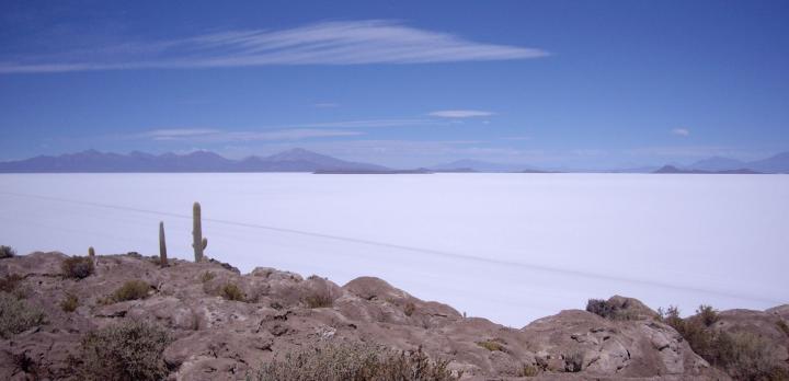 Voyage sur-mesure, La Bolivie, combiné du sud au nord