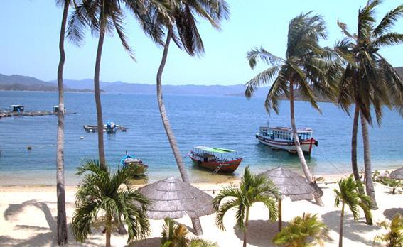 Voyage sur-mesure, Nha Trang et l'île de la Baleine