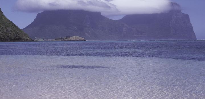 Voyage sur-mesure, Séjour à Lord Howe Island