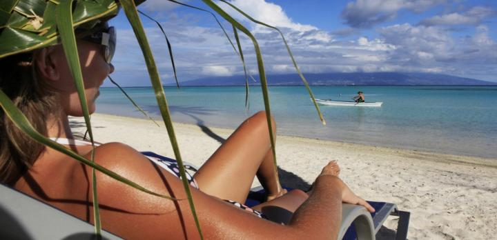 Voyage sur-mesure, Voyage famille en Polynésie