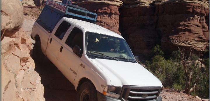 Voyage sur-mesure, Extension Needles 4x4 , trek et camping