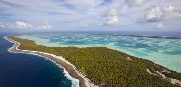 Voyage sur-mesure, Les coraux de Mataiva