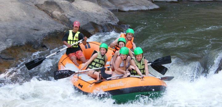 Voyage sur-mesure, Rafting de Pai à Mae Hong Son