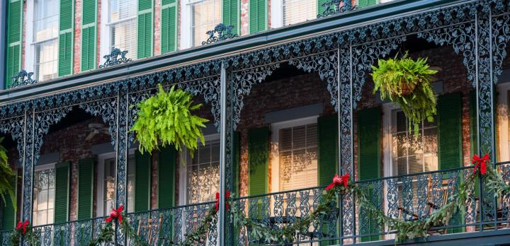 Voyage sur-mesure, De Savannah à Charleston