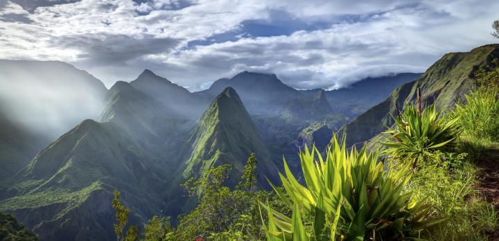 Voyage sur-mesure, Voyage de noces à l'île de la Réunion