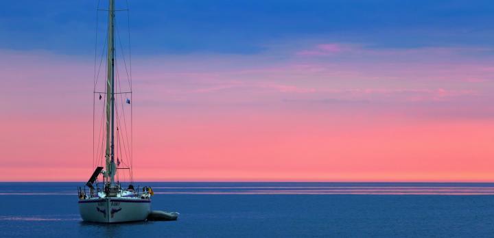 Voyage sur-mesure, Croisière en voilier dans les îles du sud
