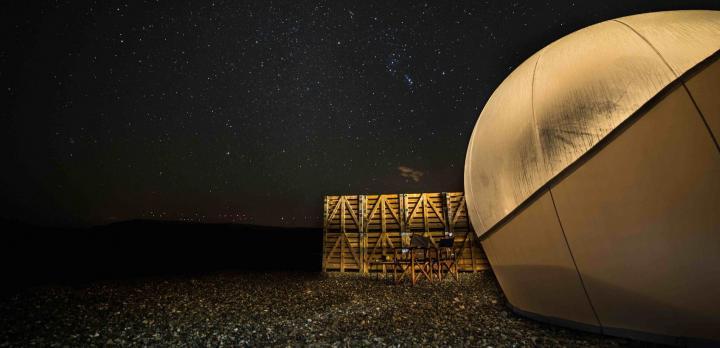 Voyage sur-mesure, Le Désert des Bardenas sous les étoiles