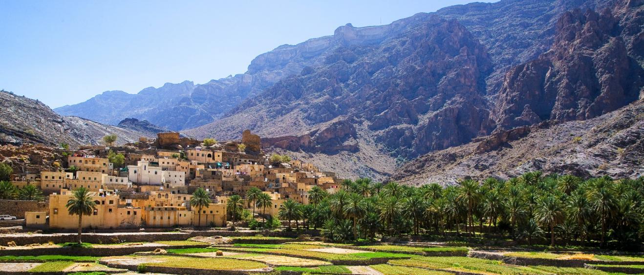 Voyage sur-mesure, Oman