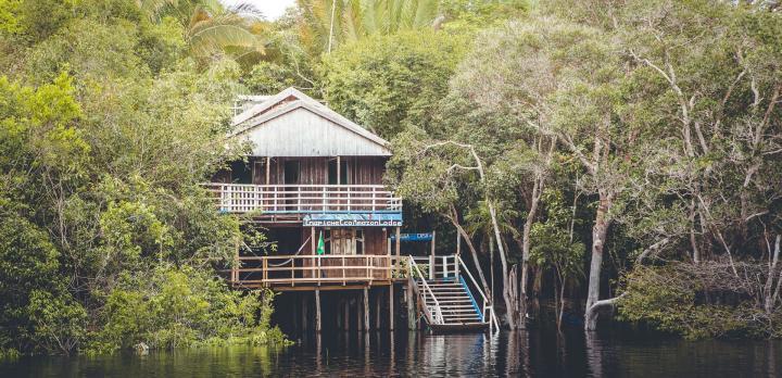 Voyage sur-mesure, Un noël solidaire au cœur de l'Amazonie