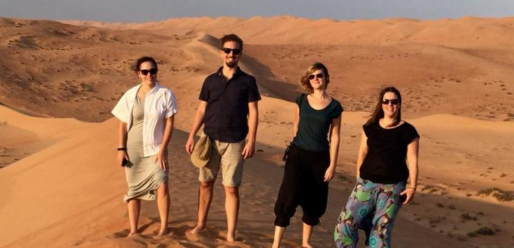 Voyage sur-mesure, Entrevue avec notre guide à Oman