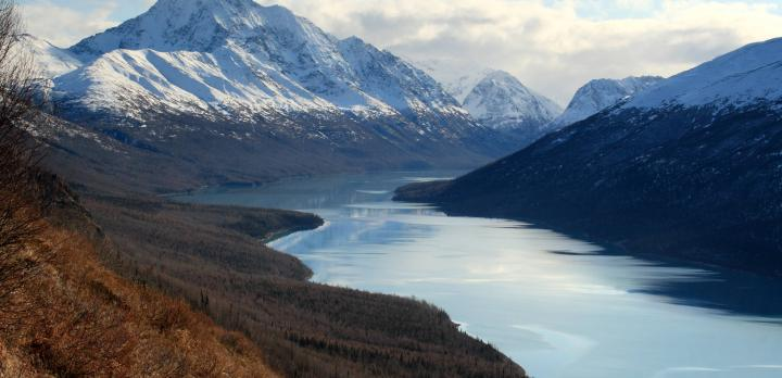 Voyage sur-mesure, Sur les routes de l'Alaska...