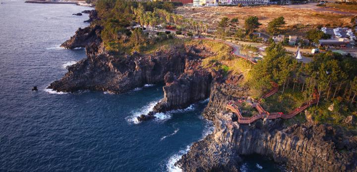 Voyage sur-mesure, 5 joyaux naturels à découvrir sur l'île de Jeju, en Corée du Sud