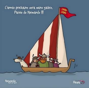 Voyage sur-mesure, La culture (humoristique) normande... Vous connaissez ?